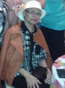 Maria Francisca Cardoso Sampaio (1958-2014)